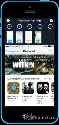 Новые твики из Сydia для iOS 8