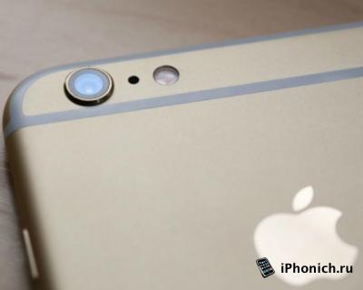 В iPhone 6s будет камера Sony 12 мегапикселей
