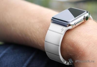 Apple Watch могут заряжаться быстрее