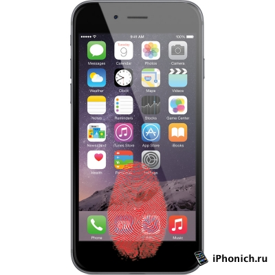 """В новых iPhone не будет кнопки """"Домой"""""""