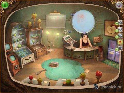 The Tiny Bang Story HD - Очень красивая, стильная и интересная игра.