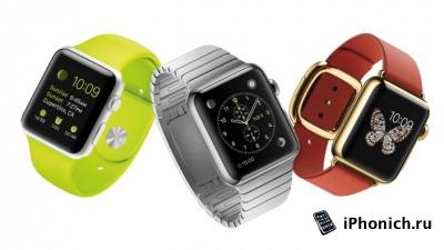Почему часы назвали Apple Watch, а не iWatch