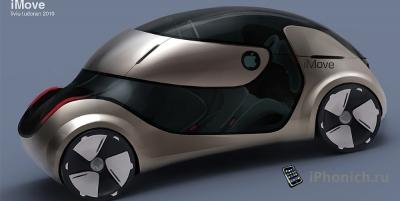 Apple Car есть ли шанс на успех?