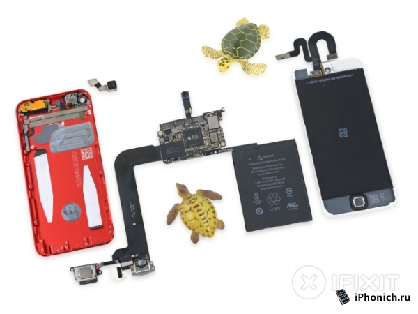 iFixit разобрал новый iPod touch