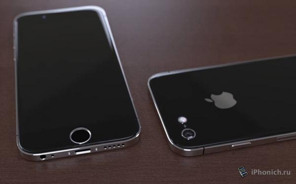 Концепт iPhone 7 от дизайнера Tomislav Rastovac