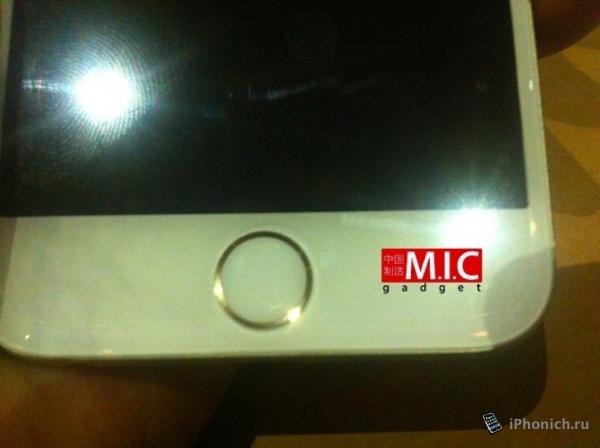 iPhone 6s первые фотографии
