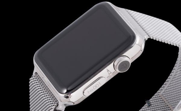 Apple Watch с подписью Путина