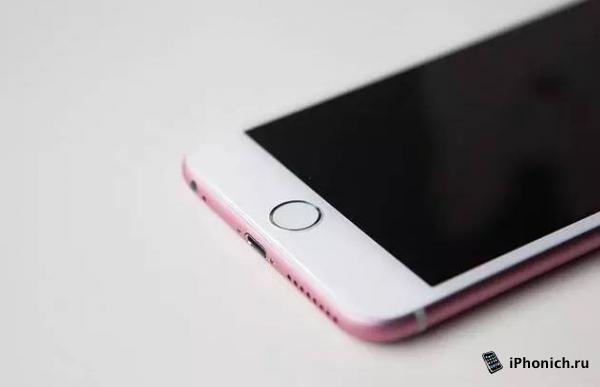 Фотографии iPhone 6s и iPhone 6s Plus в розовом цвете