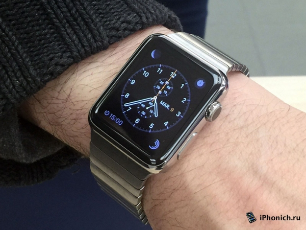 Хакер взломал Apple Watch для установки собственных циферблатов (видео)