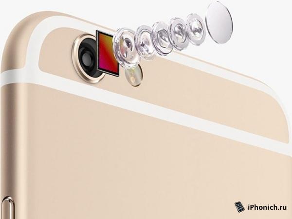 У iPhone 6s будет камера 12 Мп