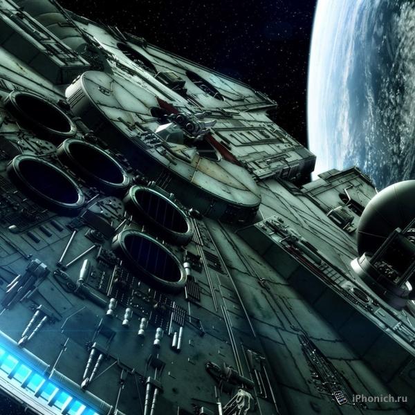 Обои для iPhone и iPad: Star Wars