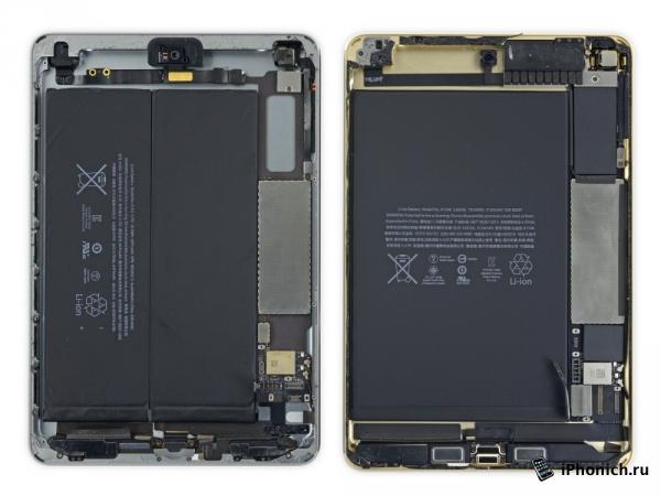 iFixit разобрал новый iPad mini 4
