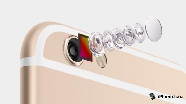 Сравнение камеры iPhone 6S со всеми предшествующими моделями iPhone