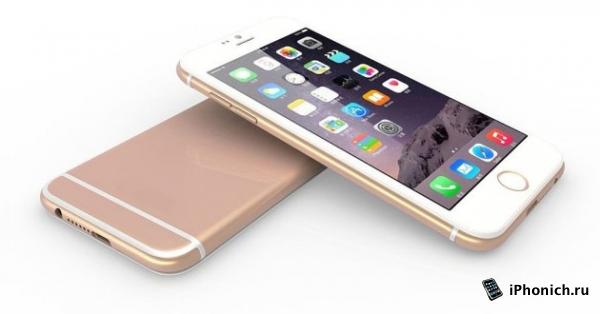 Клон iPhone 6s Plus за 7 тысяч рублей