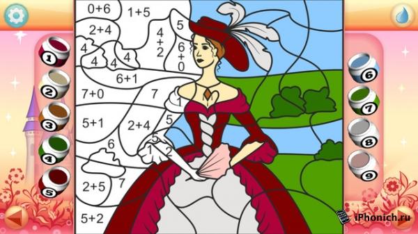 6 бесплатных игр для девочек на iPad