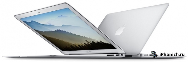 В 2016 году, Apple выпустит супер-тонкий MacBook Air