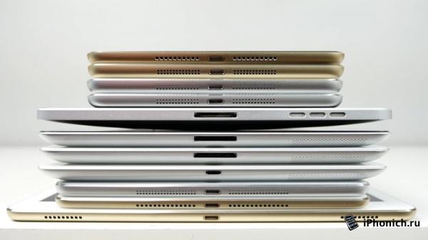 Какой iPad самый быстрый? (Видео)