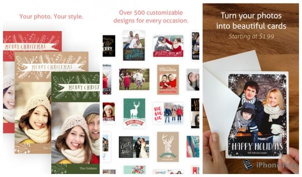 3 программы для создания новогодних открыток