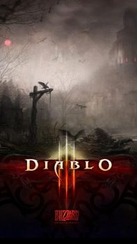Diablo-Ⅱ-Poster-iPhone-6-plus-wallpaper-ilikewallpaper_com