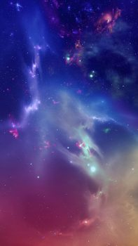 Outer-Space-Starry-Nebula-iPhone-6-plus-wallpaper-ilikewallpaper_com