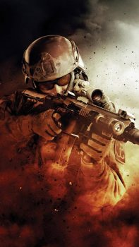 War-Fire-Fight-Soldier-Gun-Weapon-iPhone-6-plus-wallpaper-ilikewallpaper_com