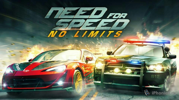 Need for Speed No Limits – отличные гонки