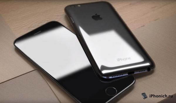 Концепт iPhone 7 в стиле iPhone 3gs (видео)