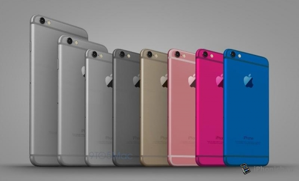 4 дюймовый iPhone 6c (видео)