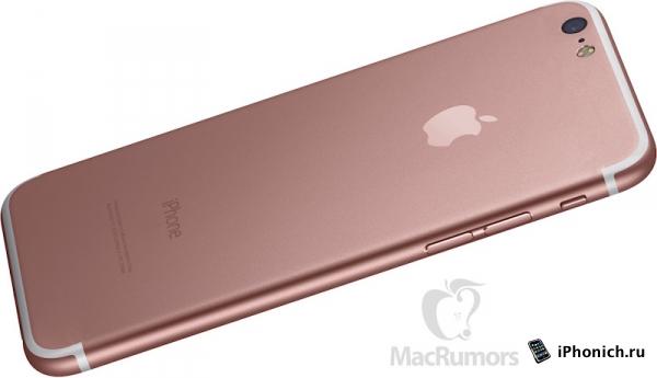 Новые детали о iPhone 7