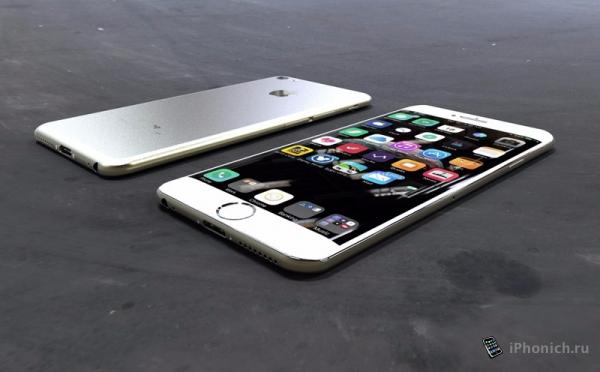 Apple iPhone 7 Plus - концепт (видео)