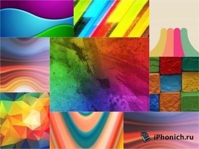 Красочные игры для айфона