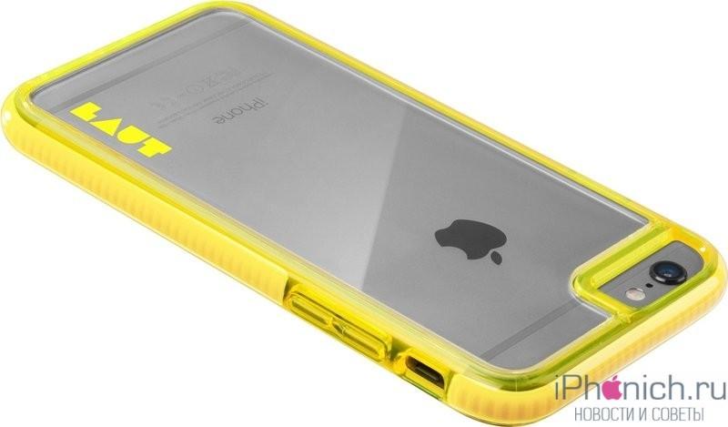 Laut Fluro Case Yellow 6.800x600w