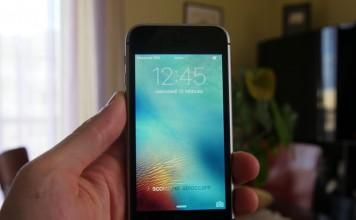 iphone 5se фото