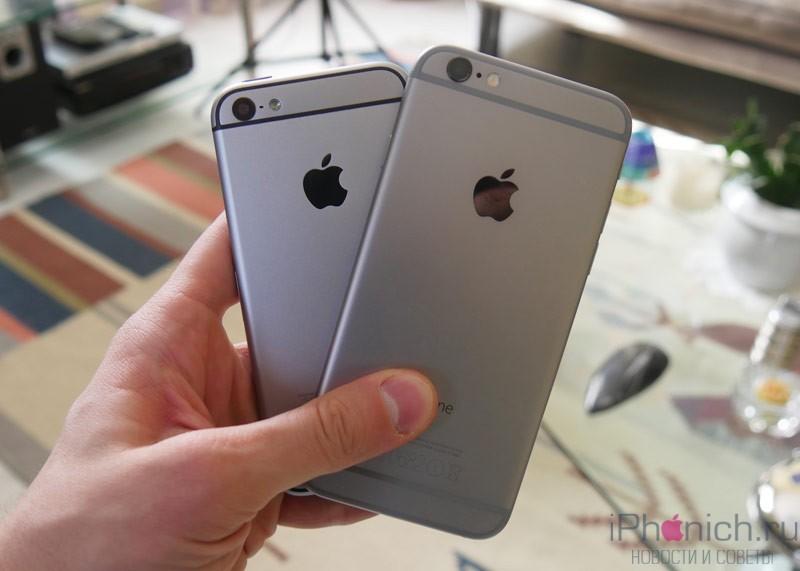 iphone 5se фотография