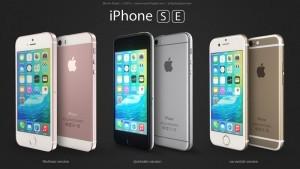 Дизайнер сделал рендеры нового iPhone SE