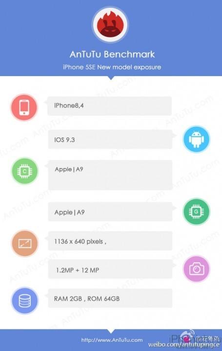 iPhone SE лучше, чем iPhone 6s
