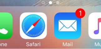 Твик Postman: обновляет почту с помощью жеста