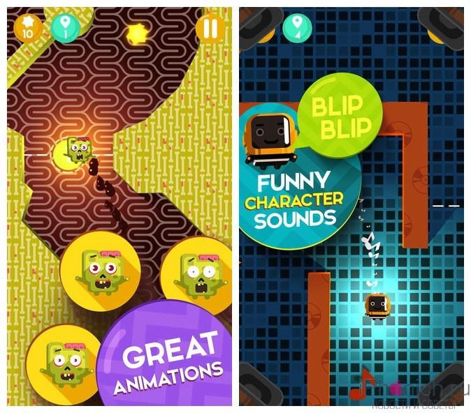 Jump Buddies - простая, но интересная игра для iPhone