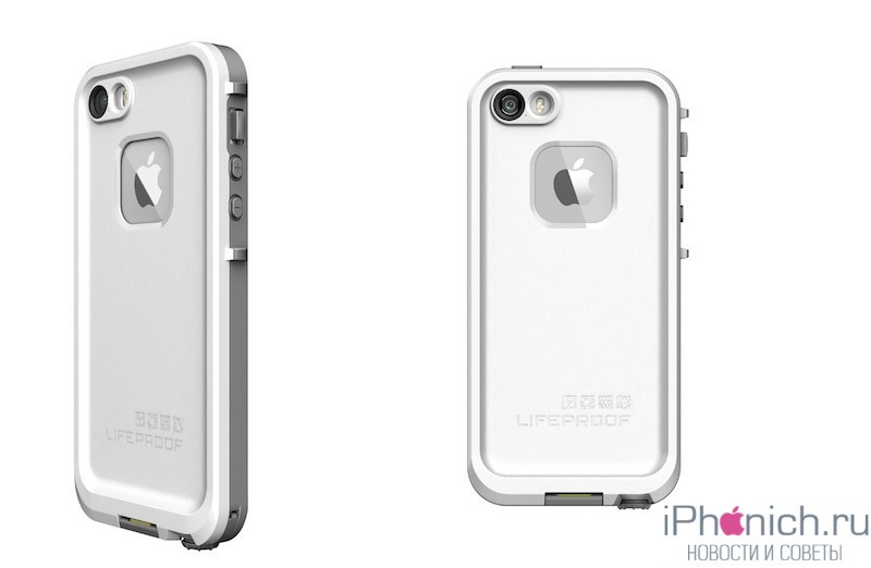 LifeProof FRE SERIES Водонепроницаемый чехол для iPhone 5s