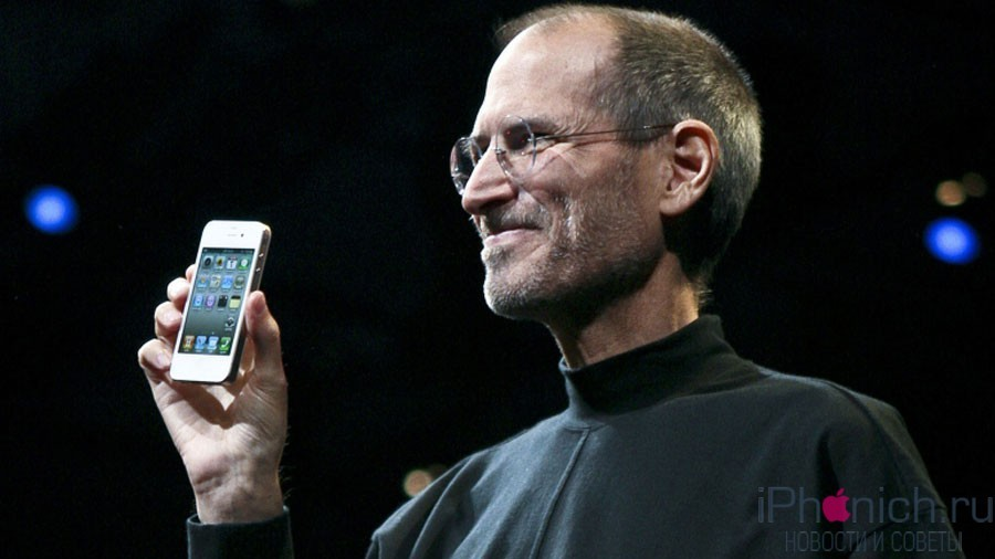 iPhone-4-Steve-Jobs