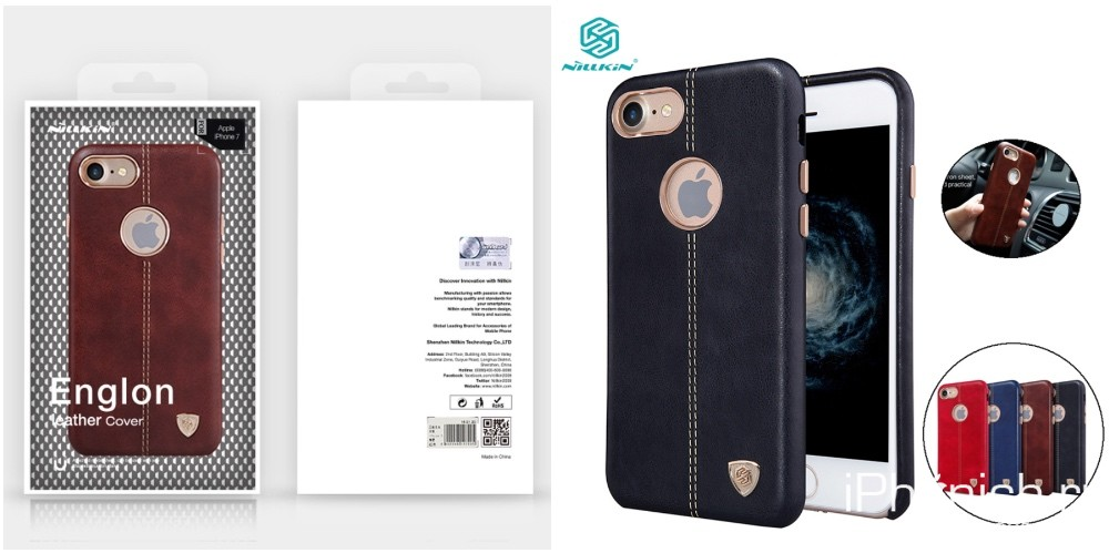 Nillkin Englon Leather Cover
