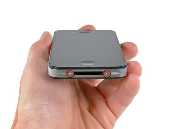 Как самому заменить батарею в iPhone 4s