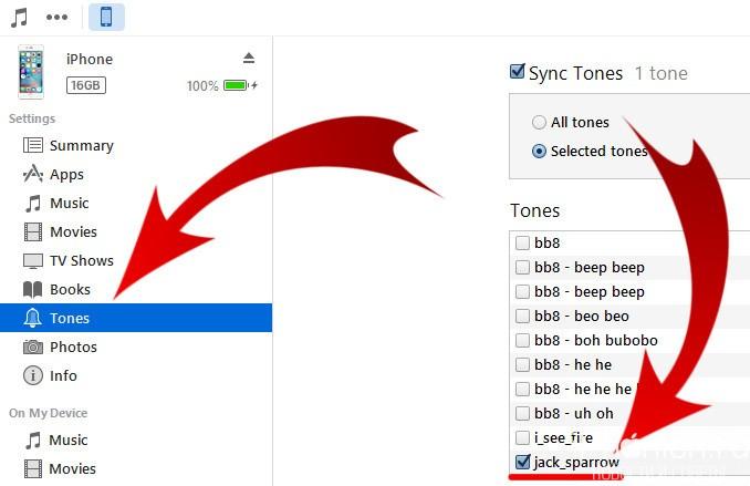 Как установить собственный рингтон на iPhone с помощью iTunes и Zedge