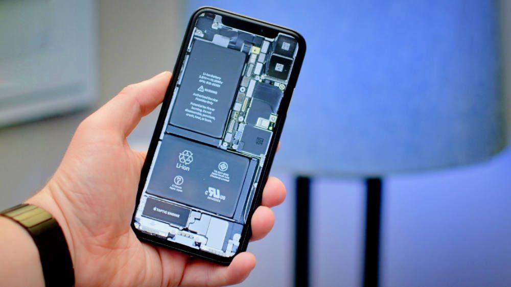 Apple iPhone 4 - как разобрать айфон и из чего он состоит - YouTube | 562x1000