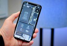 обои внутренности iphone