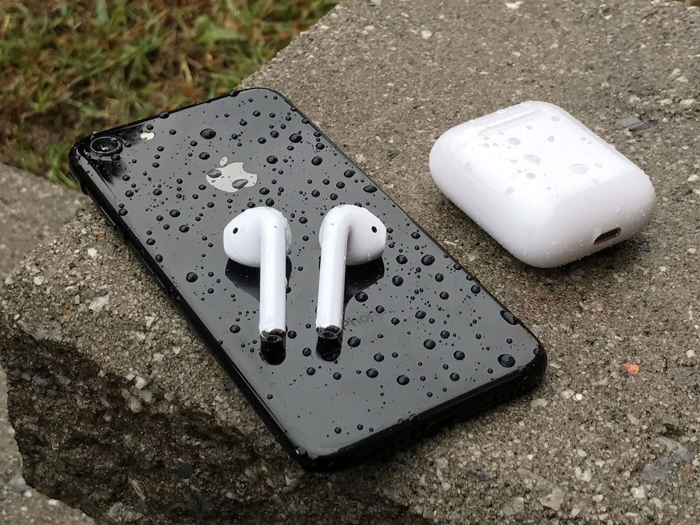 AirPods от Apple
