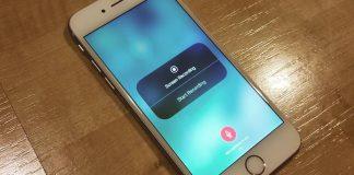 Как записать видео с экрана iPhone или iPad