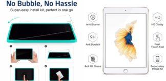 Защитное стекло для iPad mini от ESR