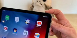 Как сделать скриншот на iPad Pro (2018)