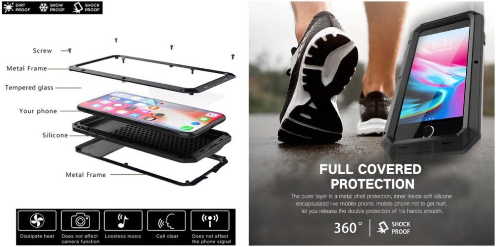Ультра защитный чехол для iPhone XS